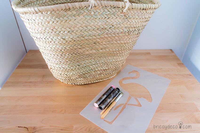 03-capazo-personalizado-stencil-materiales-plantilla