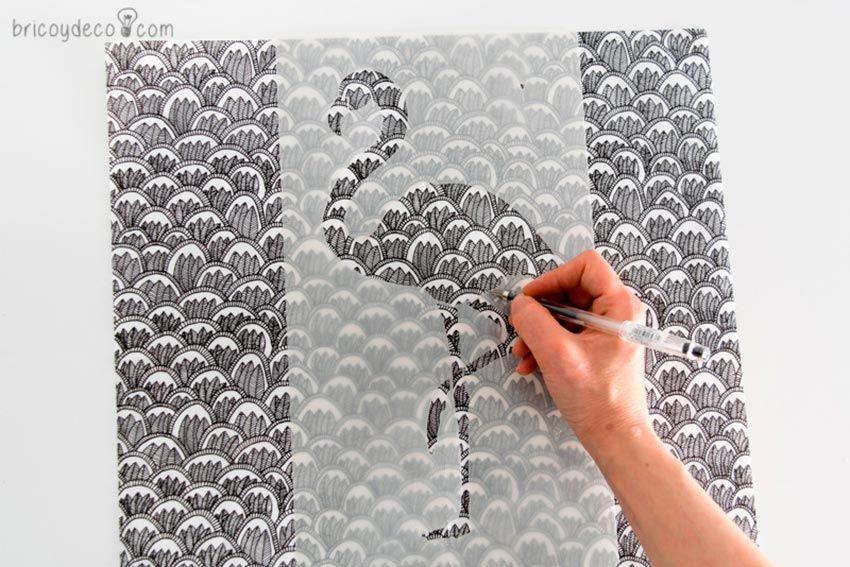 13-capazo-personalizado-stencil-silueta-servilleta