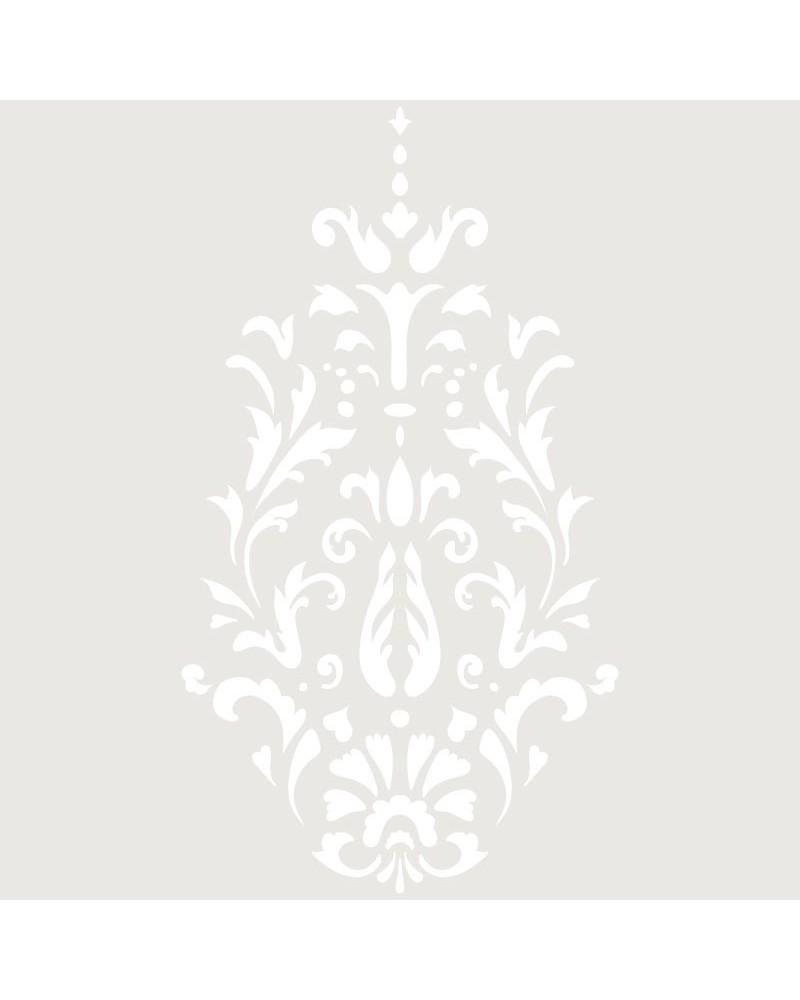 Stencil Adamascado 076