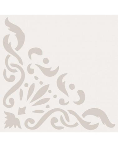 Stencil Cenefa 021 Esquina