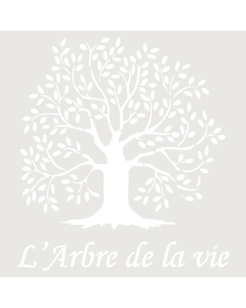 Stencil Composicion 036 Arbol Vida