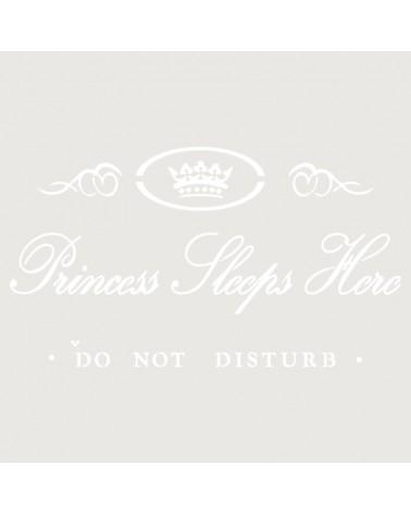 Stencil Composicion 056 Princess Sleeps