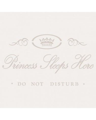 Stencil Composicion 056 Princess Sleeps