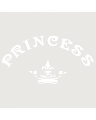 Stencil Composicion 058 Princess Corona