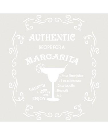 Stencil Composicion 061 Margarita