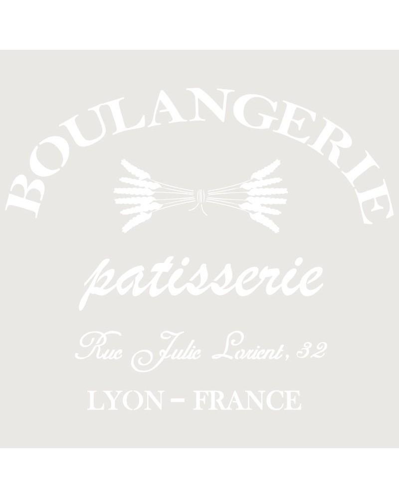 Stencil Composicion 085 Boulangerie