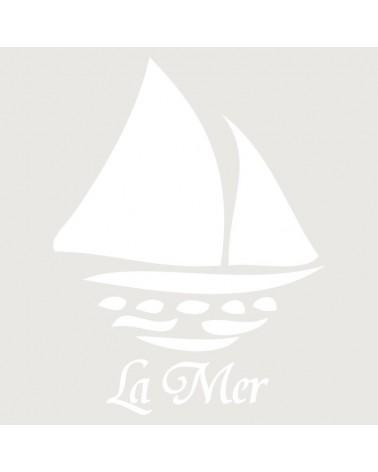 Stencil Composicion 117 Le Mer