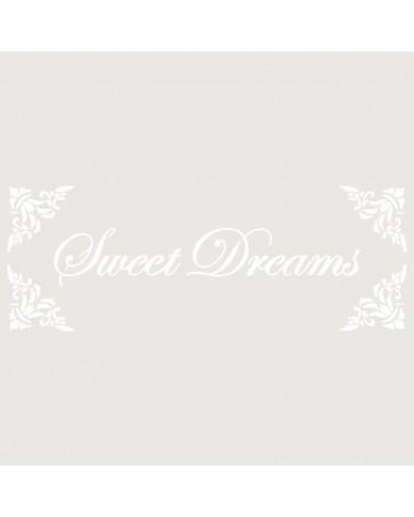Stencil Composicion 147 Sweet Dreams
