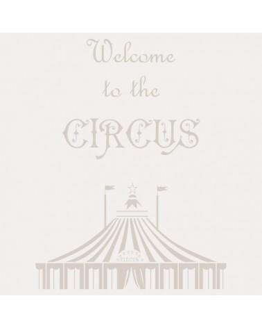 Stencil Composicion 154 Circus