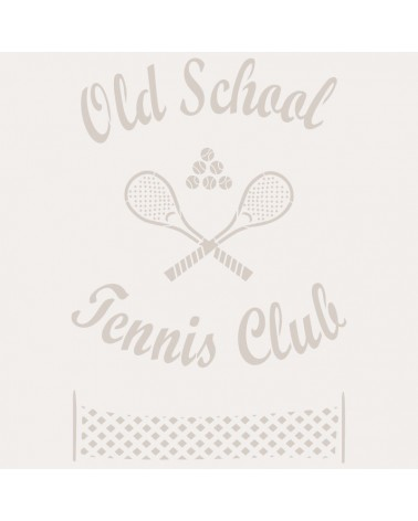 Stencil Composicion 161 Tennis Club