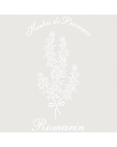 Stencil Composicion 176 Romarin