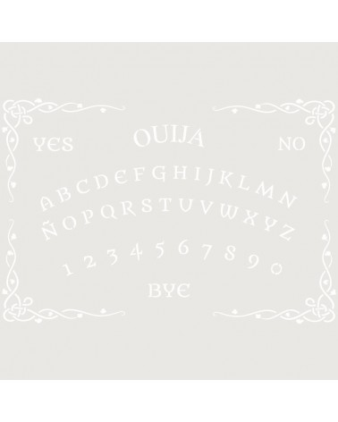 Stencil Composicion 212 Ouija