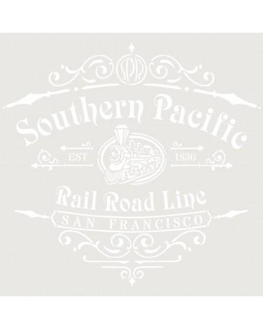 Stencil Composicion 224 Southern