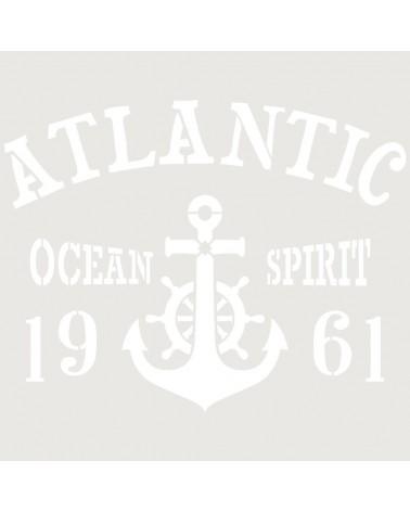Stencil Composicion 237 Atlantic