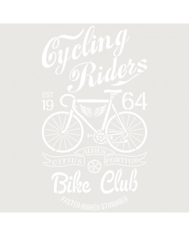 Stencil Composicion 240 Cycling