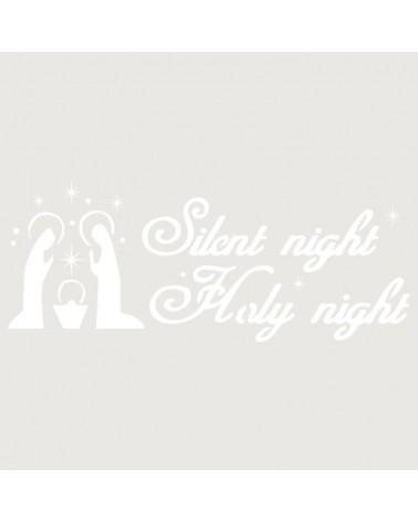Stencil Fiesta 021 Silent Night