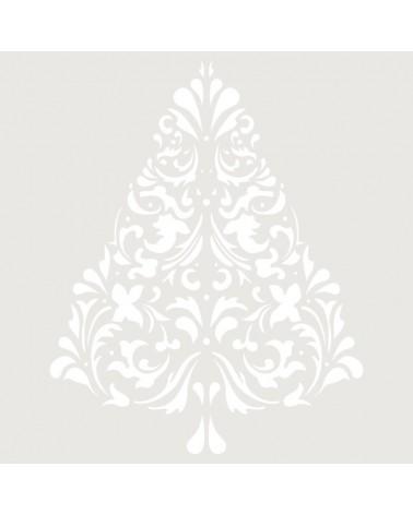 Stencil Fiesta 026 Navidad Arbol