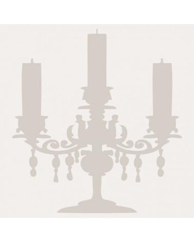 Stencil Figura 015 Candelabro
