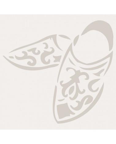 Stencil Figura 018 Zapatos