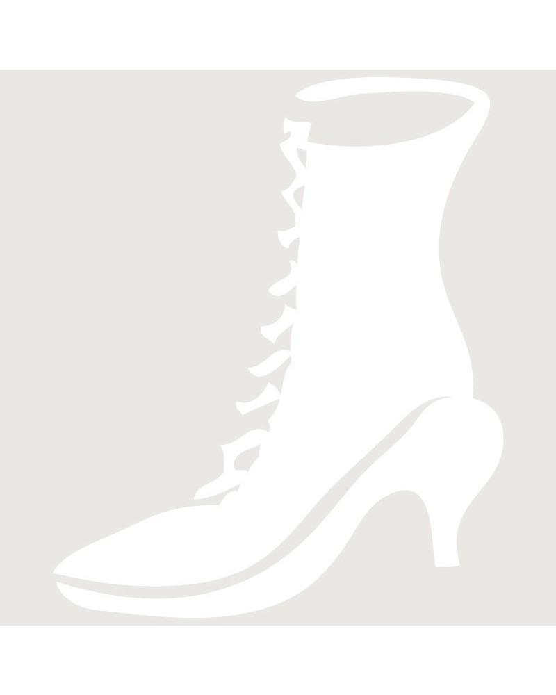 Stencil Figura 020 Bota Baja