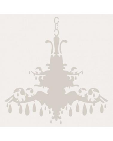 Stencil Figura 026 Lampara