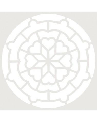 Stencil Figura 030 Mandala