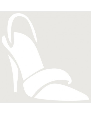 Stencil Figura 033 Sandalia