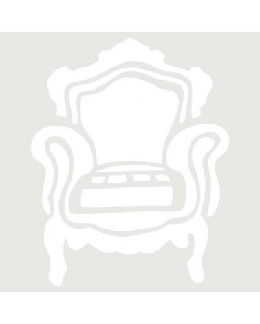 Stencil Figura 036 Sillon