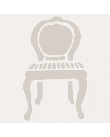 Stencil Figura 037 Silla