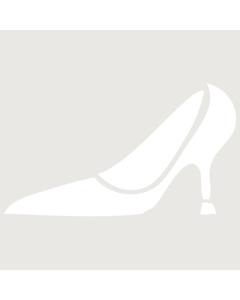 Stencil Figura 039 Zapato De Tacon