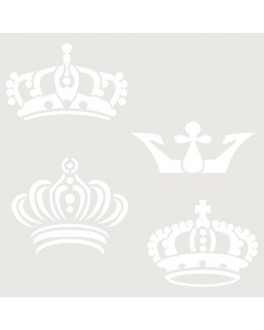 Stencil Figura 040 Coronas