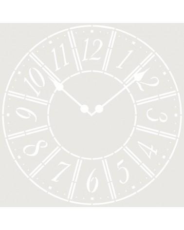 Stencil Figura 051 Reloj