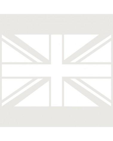 Stencil Figura 056 Bandera UK