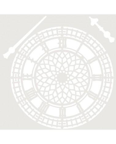 Stencil Figura 060 Reloj Big Ben