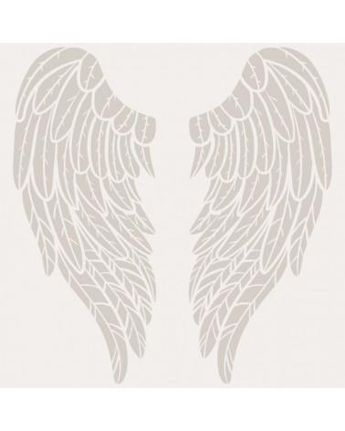 Stencil Figura 065 Alas de Angel