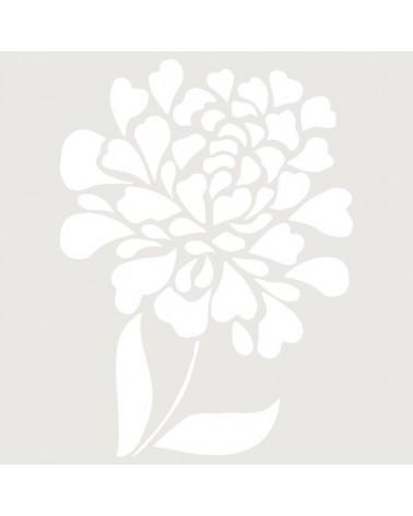 Stencil Floral 033 Flor