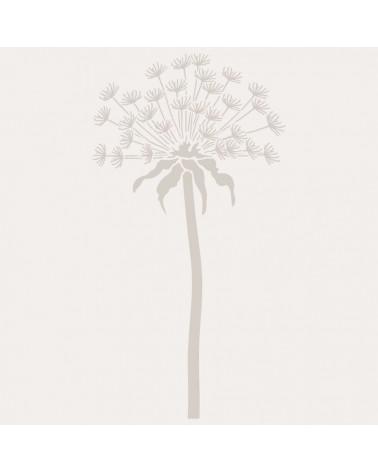 Stencil Floral 039 Diente de Leon