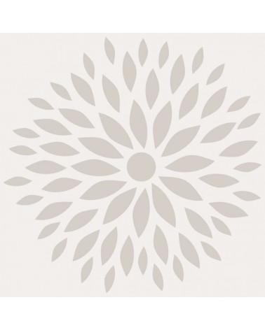 Stencil Floral 041 Dalia