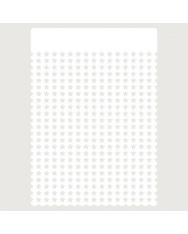 Stencil Fondo 004 Panel Estrellitas