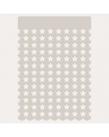 Stencil Fondo 005 Panel Estrellas