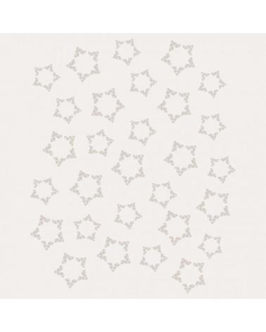 Stencil Fondo 006 Estrellas Fantasia