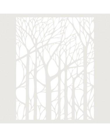 Stencil Fondo 019 Bosque