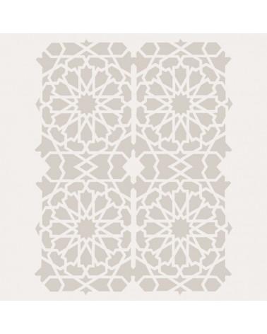 Stencil Fondo 029 Celosia Arabe