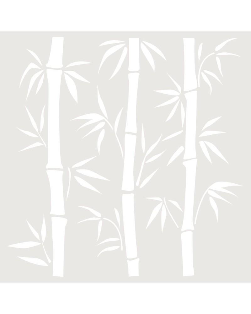 Stencil Fondo 056 Bambu