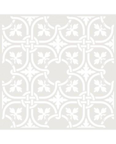 Stencil Fondo 091 Celosia hojas