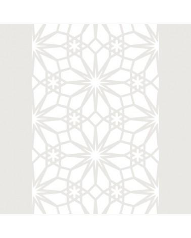 Stencil Fondo 092 Celosia estrellas