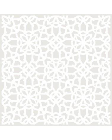 Stencil Fondo 094 Celosia Arabe