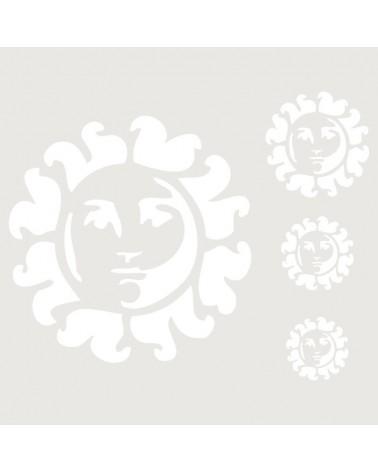 Stencil Infantil 011 Soles