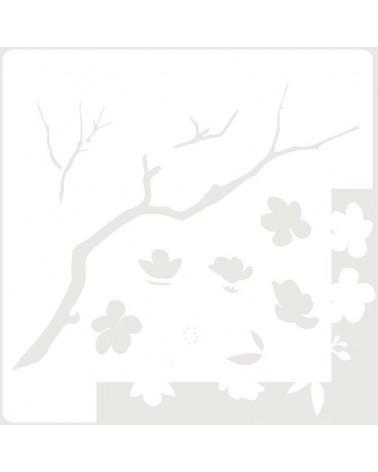 Stencil Multicapa 005 Almendro