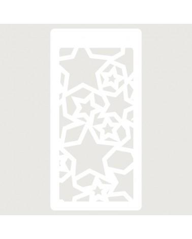 Stencil Scrapbooking 004 Estrellas